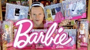 'NEW BARBIE 2020 FASHION 2 PACKs PART 2'