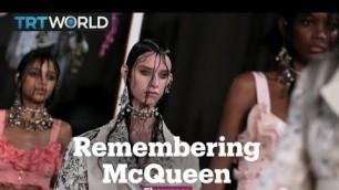 Remembering Alexander McQueen