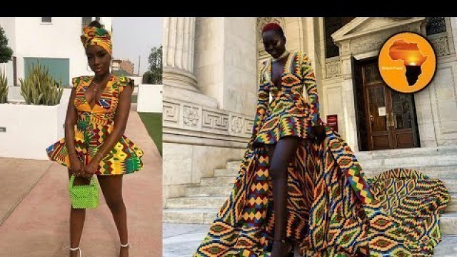 African Models - Rocking Traditional Dresses | Just  For The Culture [ Africa's Finest ]