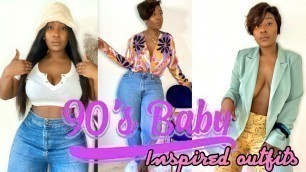 90s INSPIRED OUTFITS 2020 | HOW TO STYLE 90s FASHION