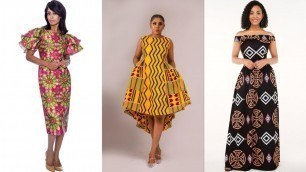 70 Must-Have African Prints Outfits For Church || Latest African Women Fashion 2020