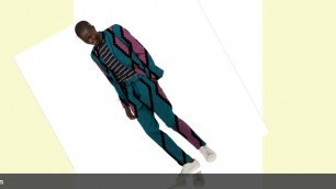 ✓2020 New arrivals African fashion men's suit Ankara print blazers+trou