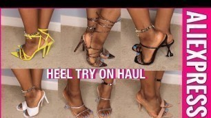 AFFORDABLE ALIEXPRESS SHOE HAUL *HIGHLY REQUESTED*