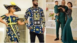 LATEST AFRICAN COUPLE STYLES IDEAS 2019 #africanstyles #fashionmodels #fashionovacurve