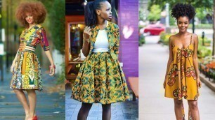 Modern African Dresses - Latest African Fashion Styles