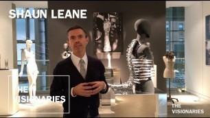 THE VISIONARIES: Shaun Leane, Jewellery Designer (with Alexander McQueen)