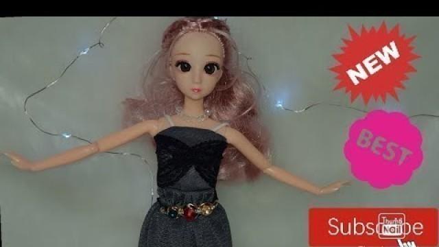 'easy steps Barbie\'s simple fashion ootd❤️'