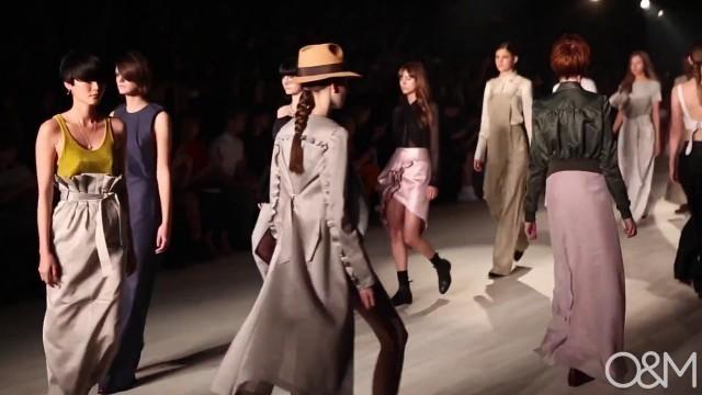 'O&M x Bianca Spender Australian Fashion Week'