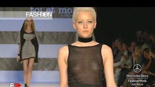 'TOI ET MOI SYDNEY Spring Summer 2012 2013 Australian Fashion Week - Fashion Channel'
