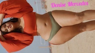 'Denise Mercedes|| Curvy Plus-sized Model|| Fashion Blogger|| Influencer|| Instagram Star'
