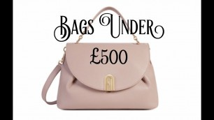 'Designer Bags Under £500 | Versace | Gucci | Prada | Mulberry | Marc Jacobs...'