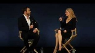 'Tom Ford Interview with Kinvara Balfour'