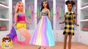 'Barbie Fashion Closet - Dress Up Barbie Doll and Her Friends!'