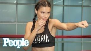 Victoria's Secret Fashion Show: Adriana Lima's Workout | We Tried It | People
