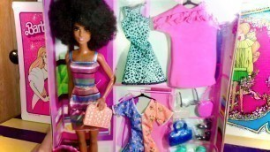 'Barbie Fashion Party Doll and Accessories Review!'