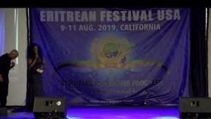 'ERITREAN FESTIVAL USA 2019 FASHION SHOW  ZEKRYAS SOLOMON'