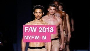 'Tom Ford Fall / Winter 2018 Launches Men\'s Underwear   Global Fashion News'