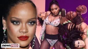 'Rihanna\'s SAVAGE X FENTY Show Just Replaced Victoria\'s Secret Fashion Show!'