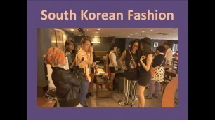 'South Korean Fashion, Clothing Brands and Designers'