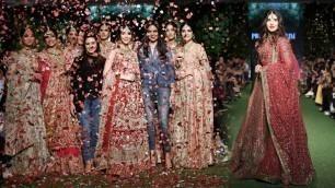 'Top Famous Fashion Designers Dresses || Bridal Fashion week 2020'