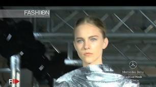 'ELLERY Spring Summer 2012 2013 Australian Fashion Week - Fashion Channel'