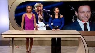'Taylor Swift vs. Scooter Braun | Rihanna\'s \'Savage\' Lingerie | Grammy Winners & Losers'