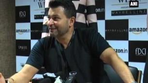 Ashish N Soni presents denim's new avatar at AIFW SS'16
