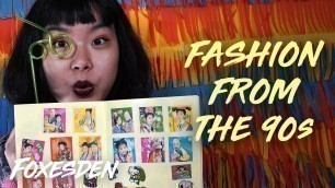 Foxesden react to fashion from the 90s | Foxesden's #throwbacktuesday