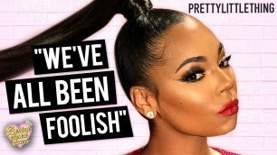 Ashanti | Behind Closed Doors | The Podcast | PrettyLittleThing