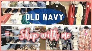 OLD NAVY SHOP WITH ME| AFFORDABLE CLOTHING SHOES| SUMMER FASHION 2020| NEW AT OLD NAVY