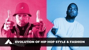THE EVOLUTION OF HIP HOP FASHION & STYLE | THE BREAKDOWN [2020]