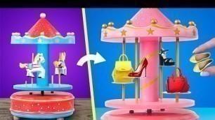 '15 DIY Barbie Fashion Ideas'