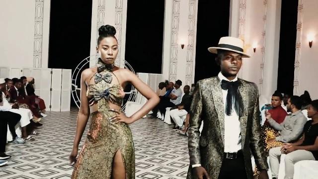 #waiz #african #fashion #Zanzibar #catwalk #fabric #Africa